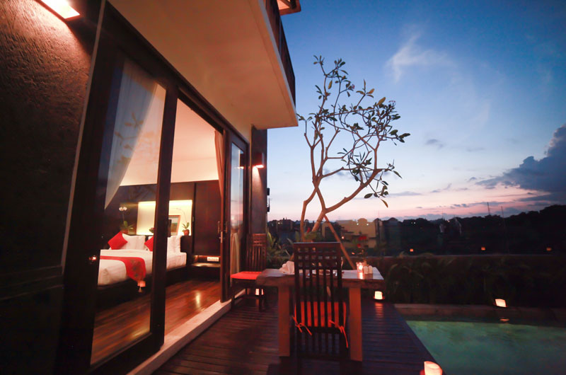 Luxury Villa In A Complex For Sale - Canggu