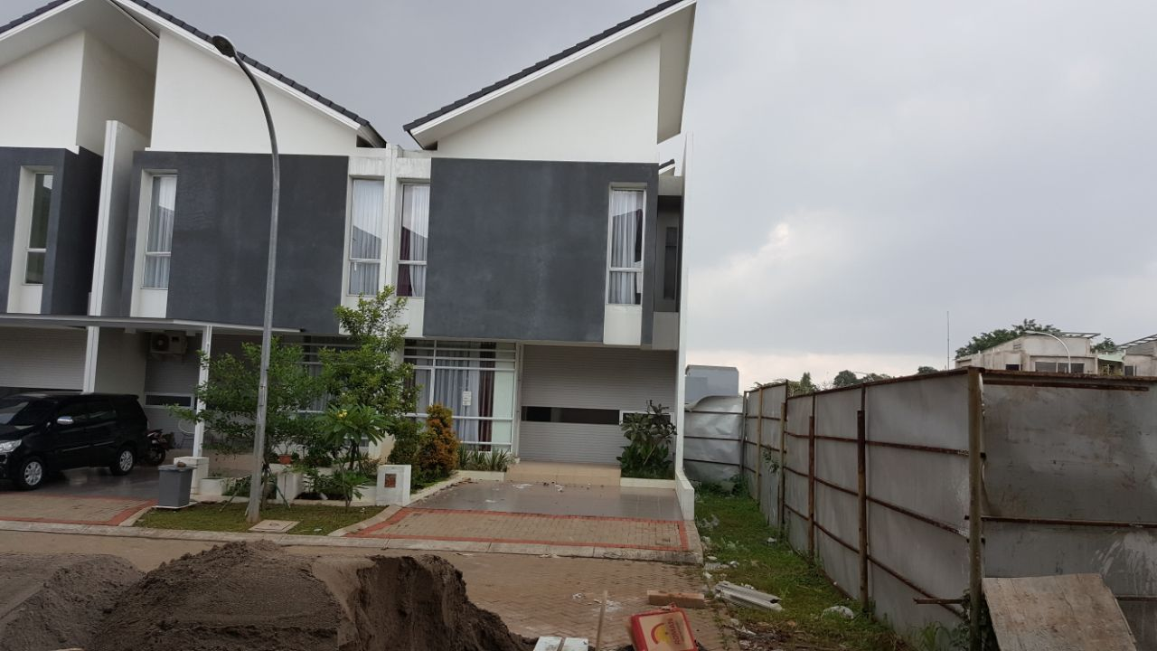 Rumah bagus Di Discovery Aluvia, Bintaro Jaya