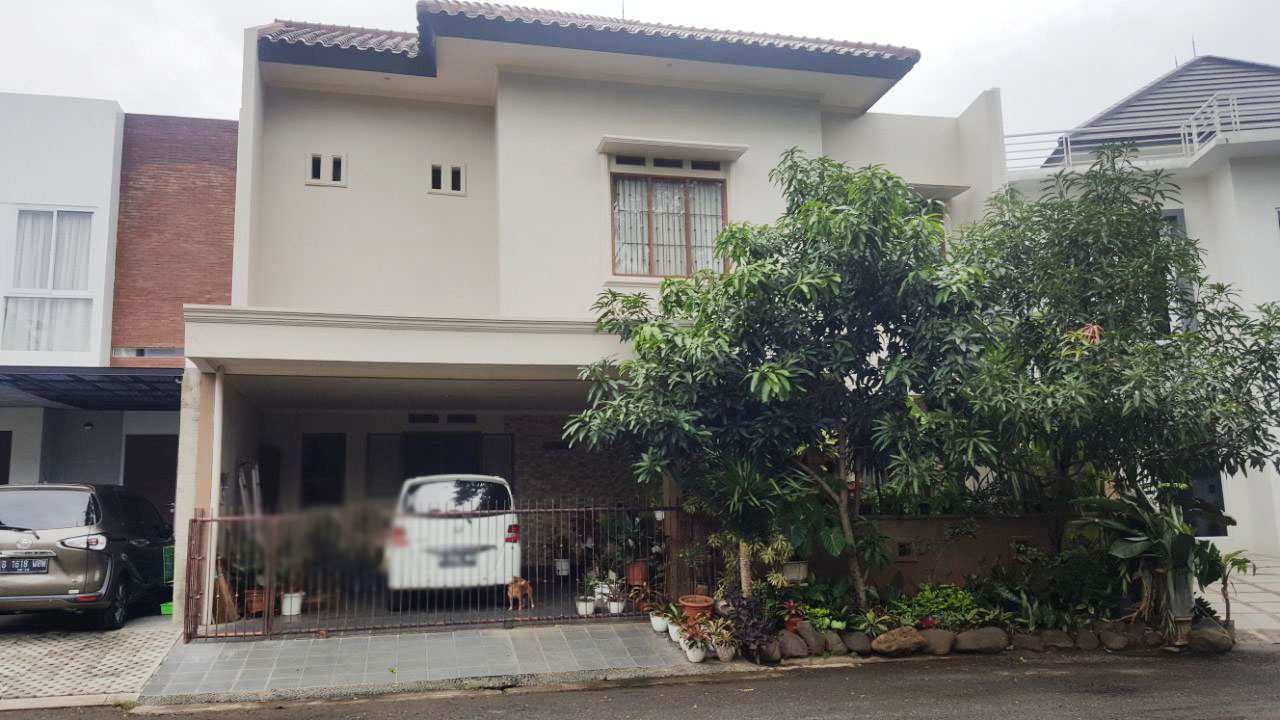 Rumah Bagus Di Permata Oriana, Bintaro Jaya