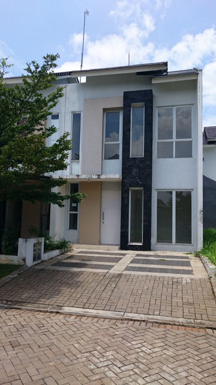 Rumah Murah, Cantik, Siap Huni, lokasi strategis, di Ayanna Graha raya Bintato, TangSel
