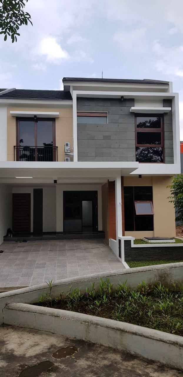 Rumah Cantik, Nyaman dan Akses Strategis @Discovery Cielo, Bintaro