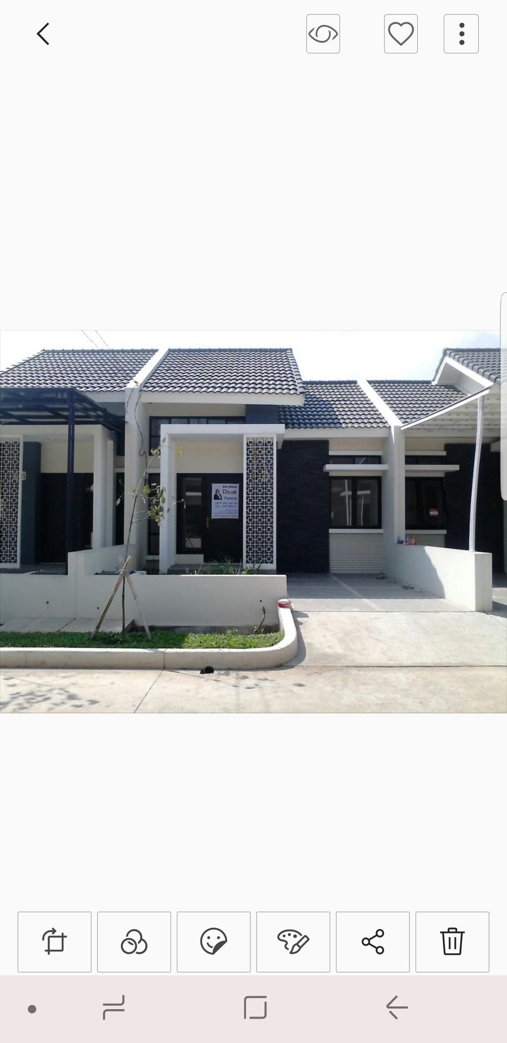 Rumah Harapan Mulya Regency. Bekasi