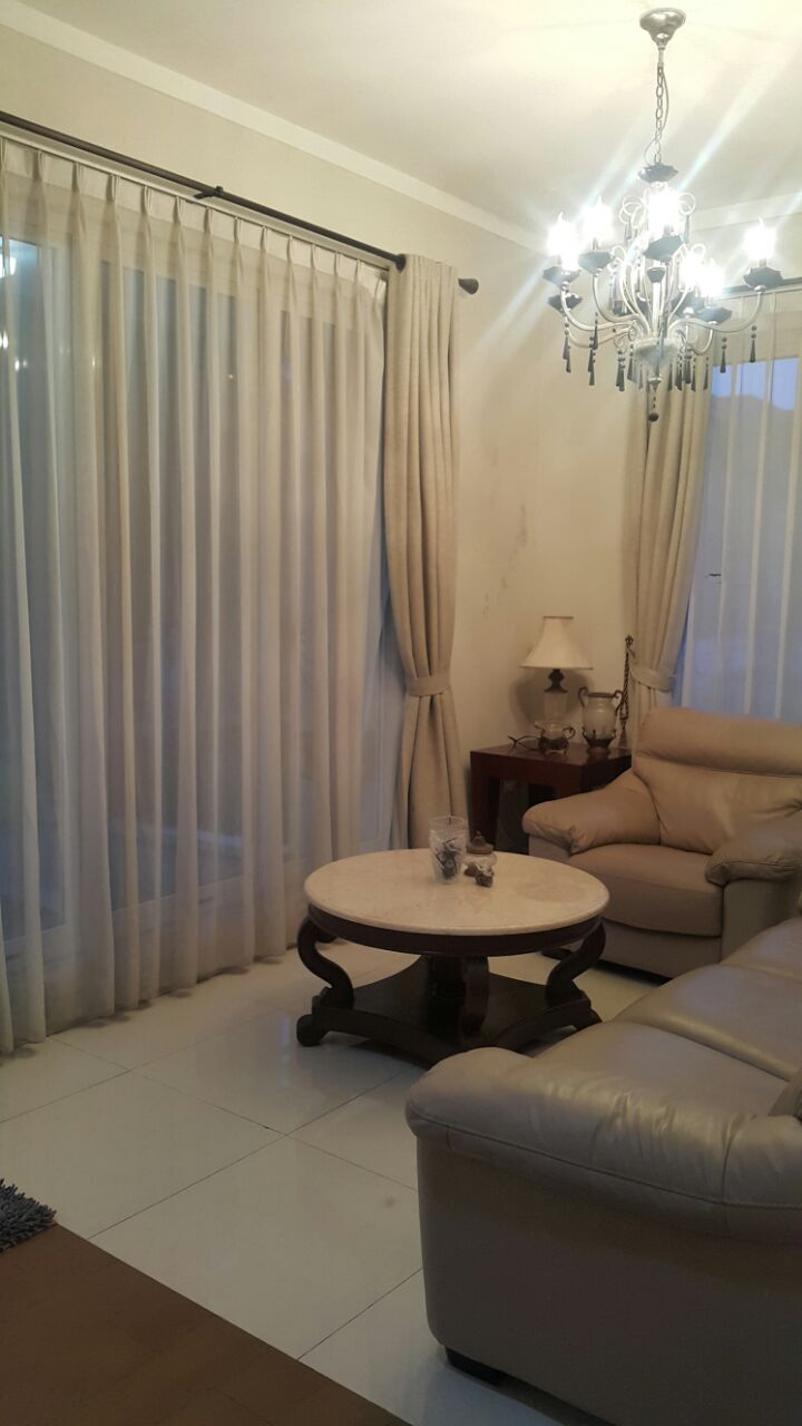Rumah murah dan siap huni  di Kebayoran Garden  sektor 7 Bintaro