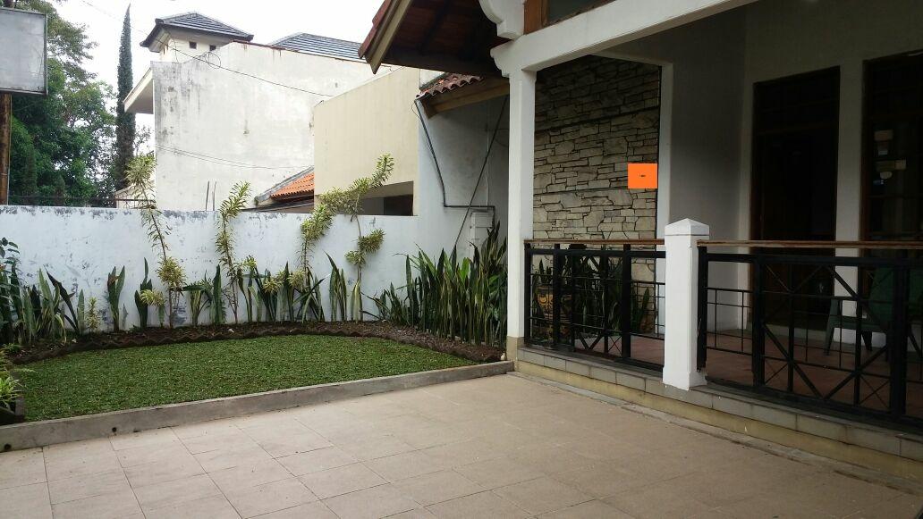 Rumah Bagus dan Nyaman di Sarijadi Bandung Jawa Barat