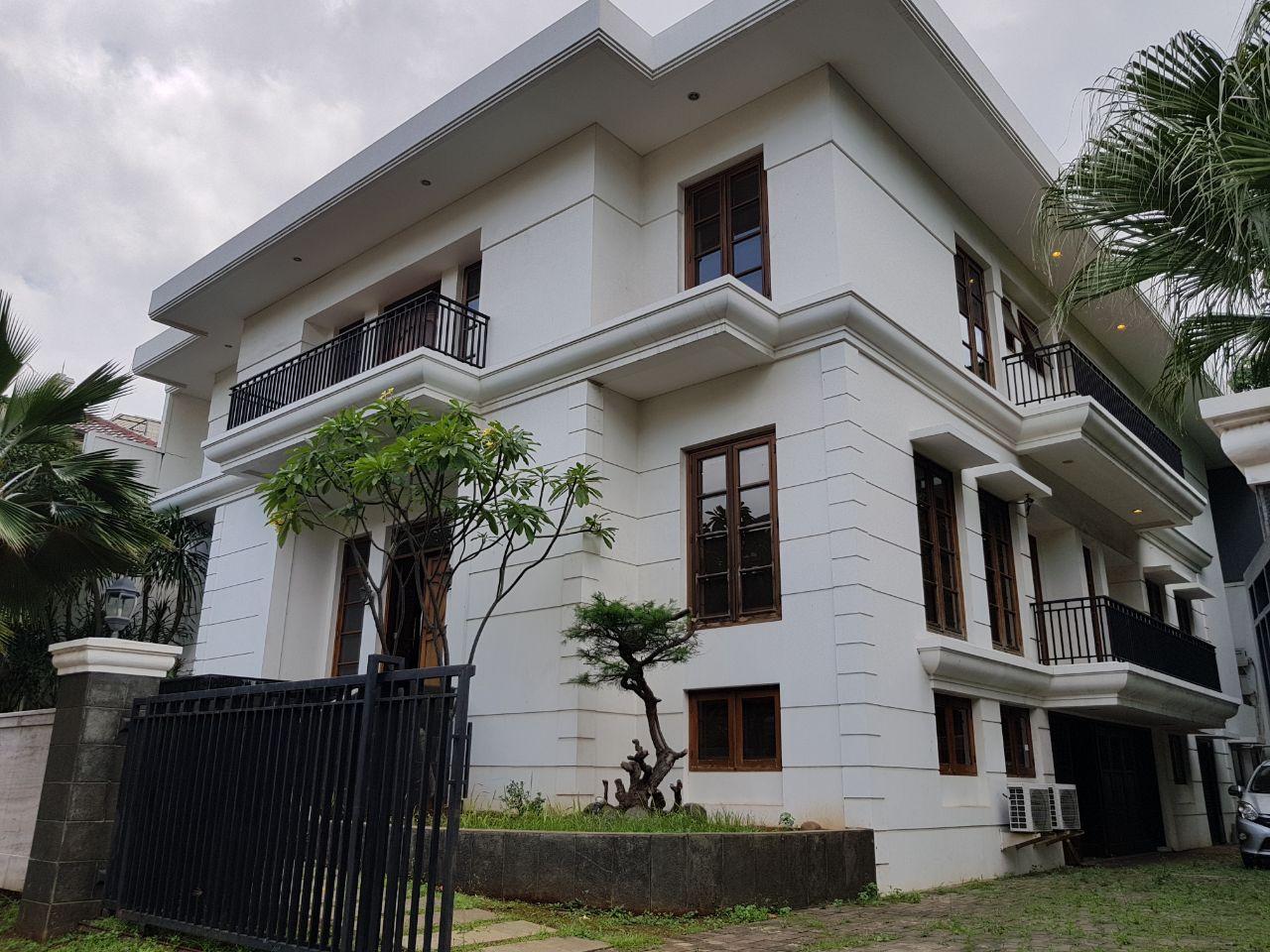 Rumah di Jual & Sewa Bukit Gading Mediterania-Casablanca-Kelapa Gading-Jakarta Utara