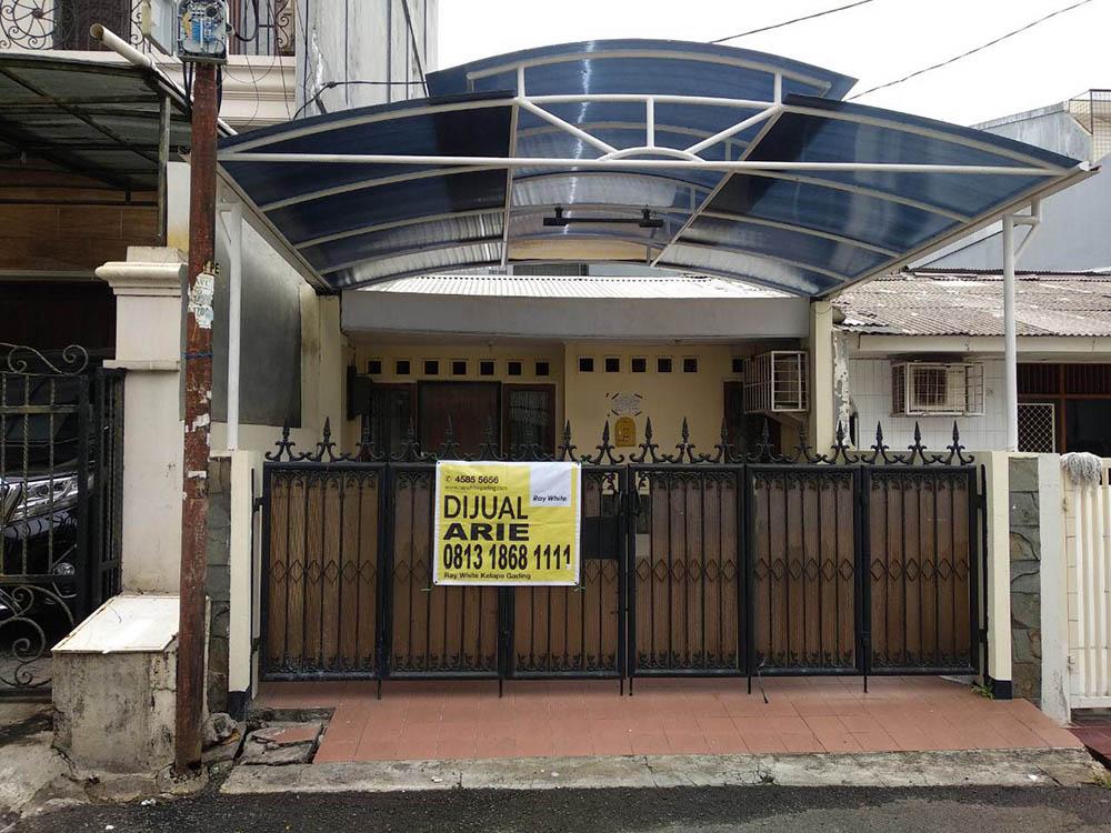 Rumah di Jual Gading Putih-Kelapa Gading-Jakarta Utara