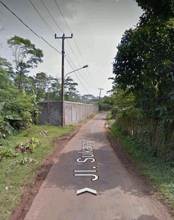 Kavling di Jual Jl Sikasari 3 - Bogor