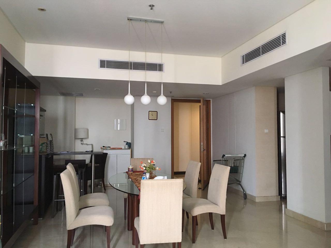 Apartemen di Sewa The Summit Twr Alpen-Kelapa Gading-Jakarta Utara