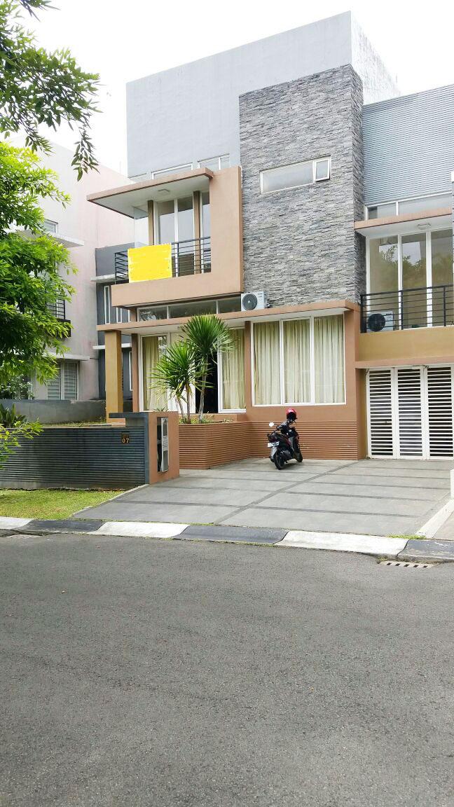 Rumah Bagus Di Kebayoran Height Bintaro Jaya