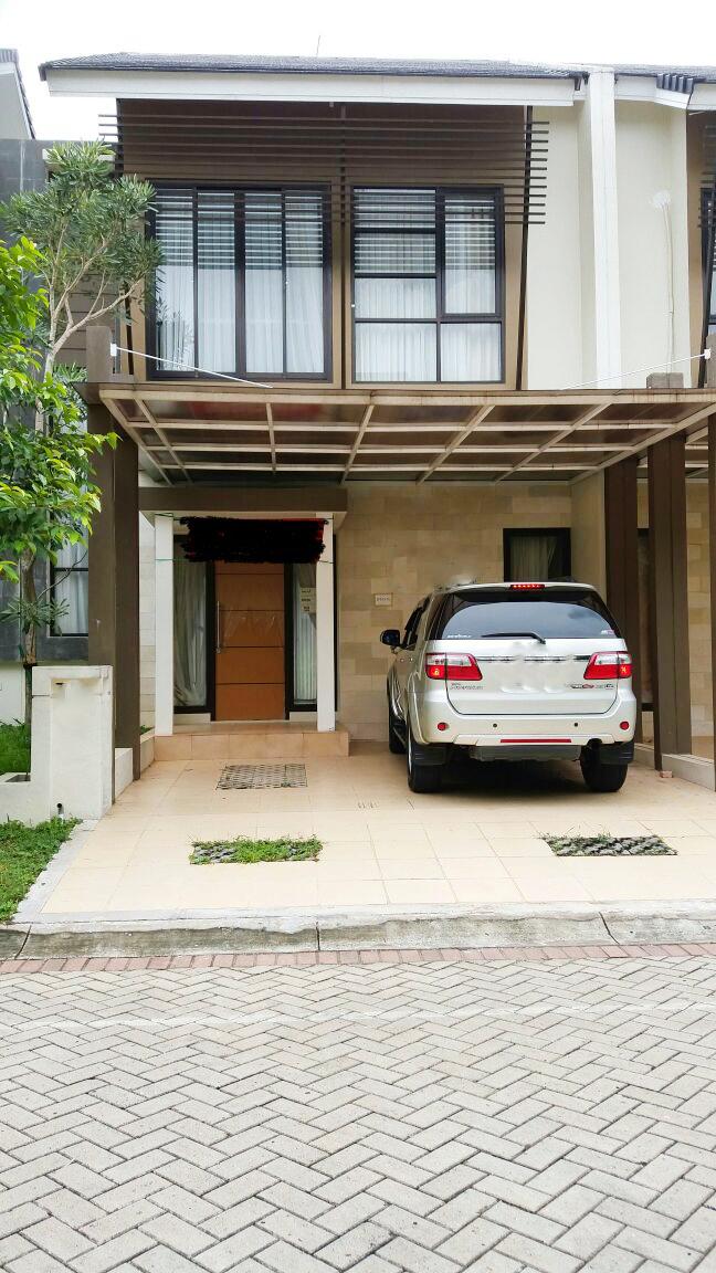 Rumah Bagus Di Discovery Terra, Bintaro Jaya
