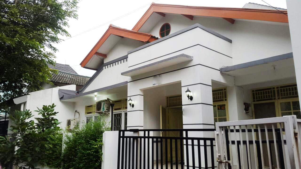Rumah Bagus Di Rajawali, Bintaro Jaya