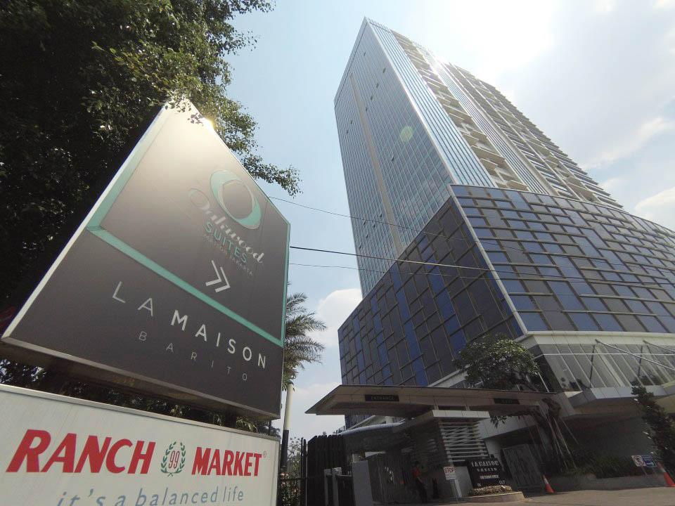 Apartemen dijual La Maison Barito - Kebayoran Baru Jakarta Selatan