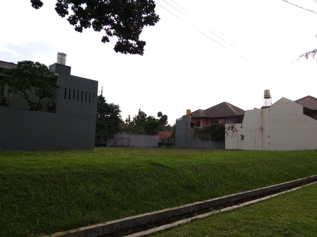 Kavling Strategis dan Siap Bangun di Puri Bintaro,Bintaro Sektor 9