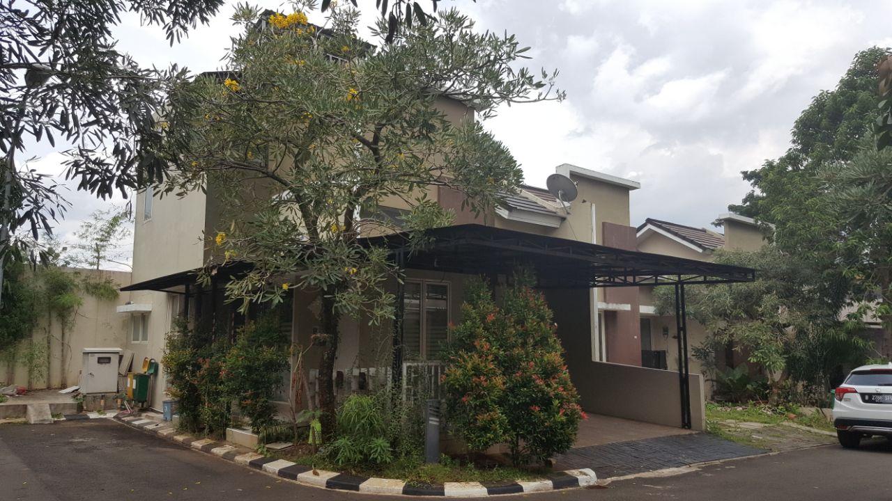 Rumah Siap Huni di Urbana Place Bintaro