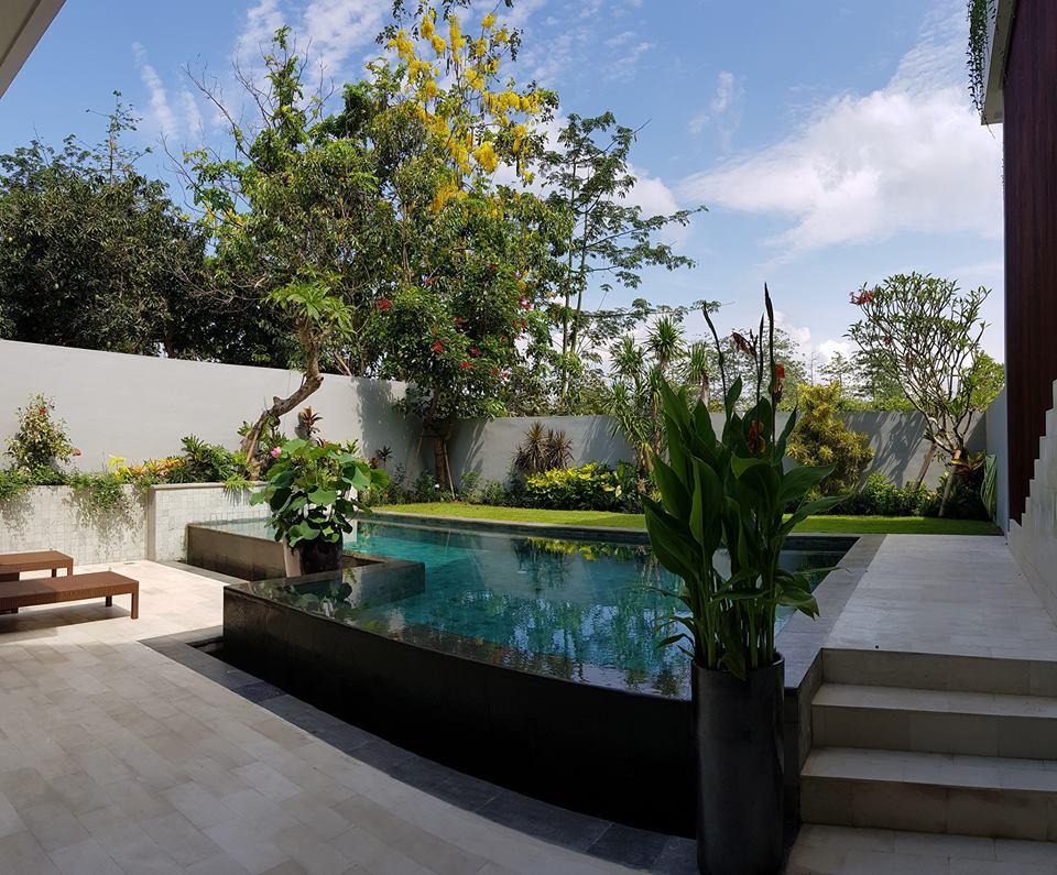Freehold Modern Villa in Jimbaran Close to GWK