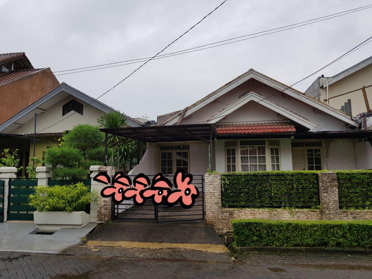 Rumah murah  di Bintaro  Puter sektor 5 Bintaro