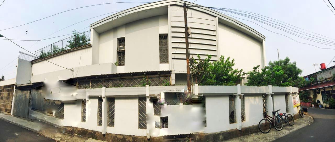 Rumah di Jual Jl. Batu Pancawarna-Pulomas-Jakarta Timur