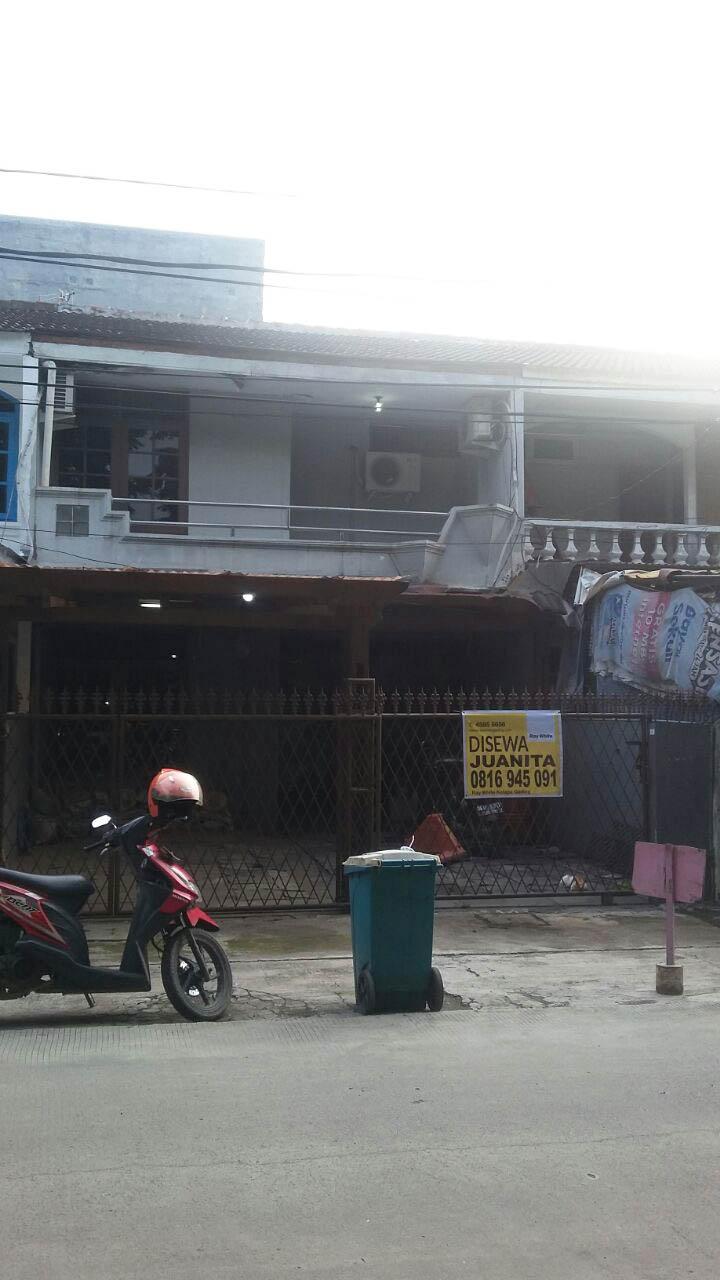 Rumah di Jual Kelapa Kopyor Raya-Kelapa Gading-Jakarta Utara