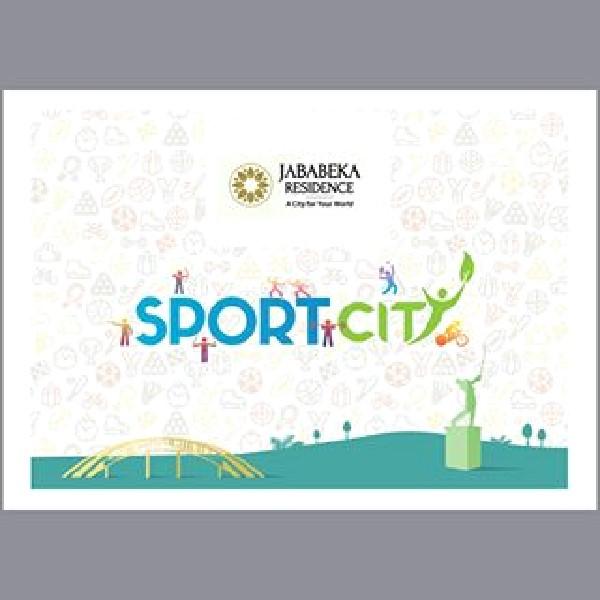 Dijual Rumah 2 Lt. cluster MONACO Sport City @ Jababeka Residence Cikarang