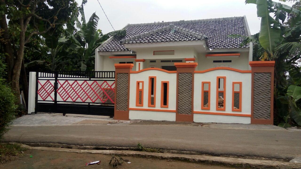 Dijual Sebuah Rumah Baru Rangkapan Jaya Baru Depok