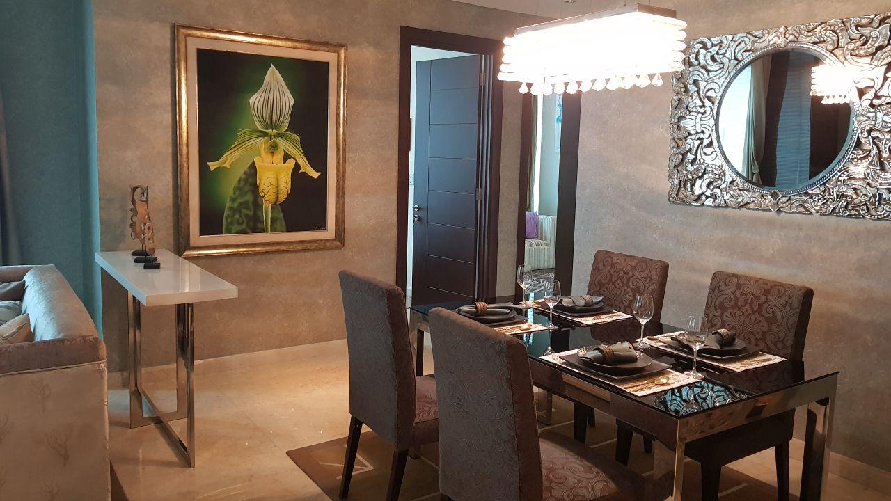 Kebayoran Baru - Essence Dharmawangsa East Tower, 153 sqm, 3BR (BEST Price)