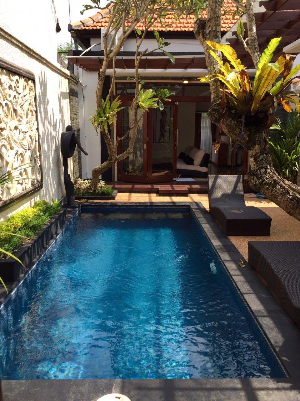 GOOD INVESMENT!! Villa Mercy (Closed LIVING ROOM) for SALE in Taman Sari Kerobokan!