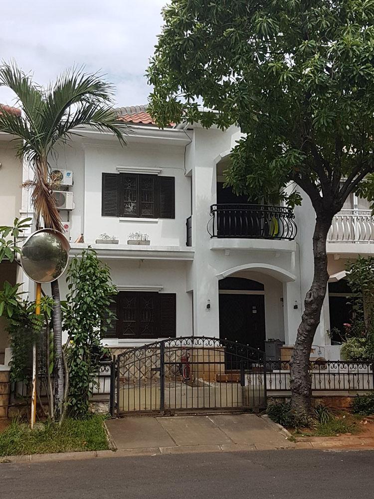 Rumah di Jual Pelangi Nila-Gading Residende-Kelapa Gading-Jakarta Utara