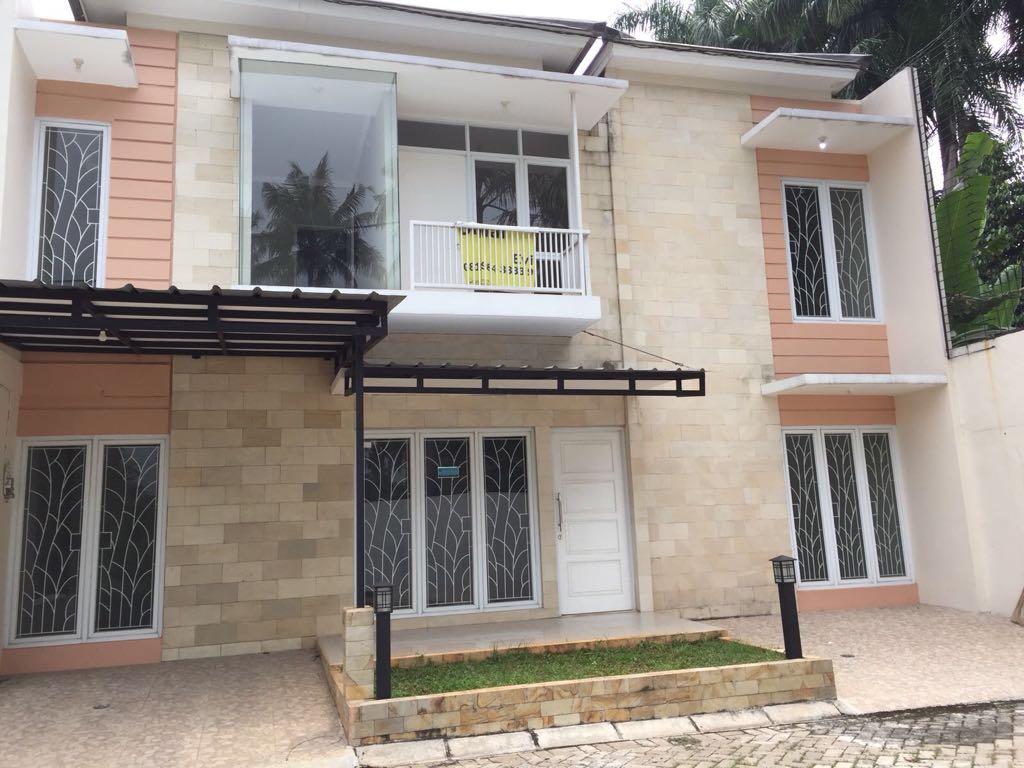 Rumah Baru Megah dan Nyaman di Arracelli Residence Depok