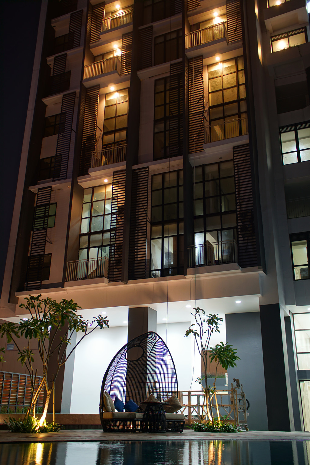 Condominium The Accent Bintaro