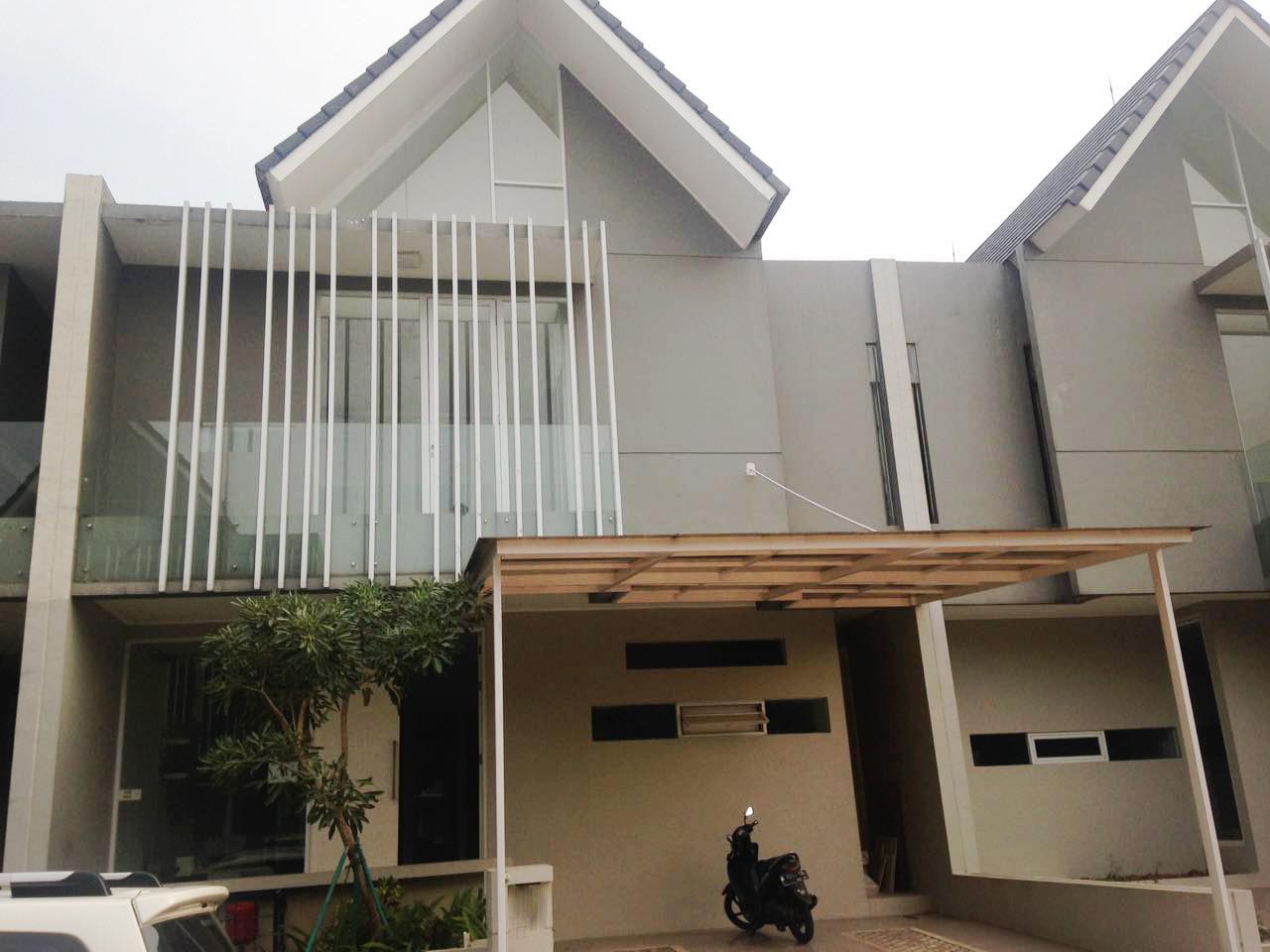 Rumah Nyaman di Kawasan Cluster Discovery, Bintaro