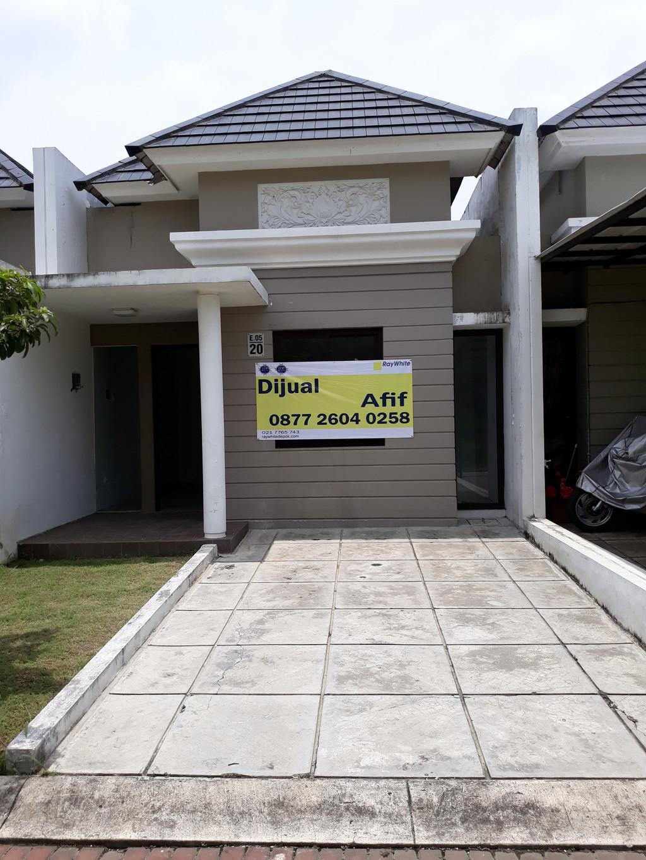 Rumah Cantik di Kompleks Exclusive Citra Lake Sawangan E.05 / 20