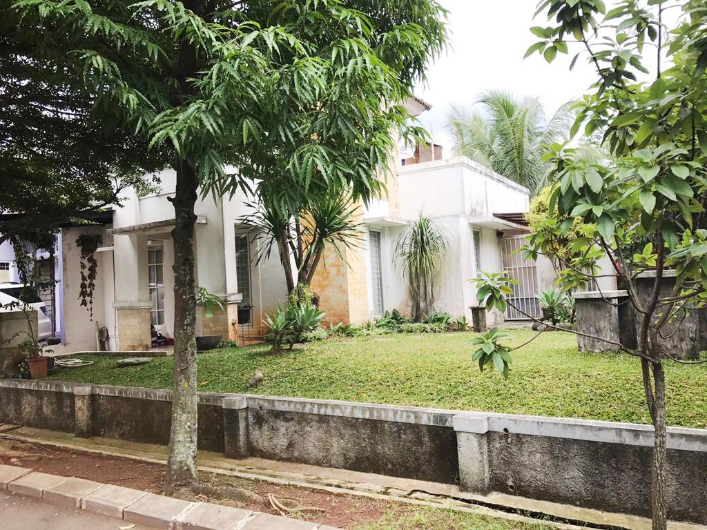 Rumah Nyaman di kawasan Althia Park, Bintaro