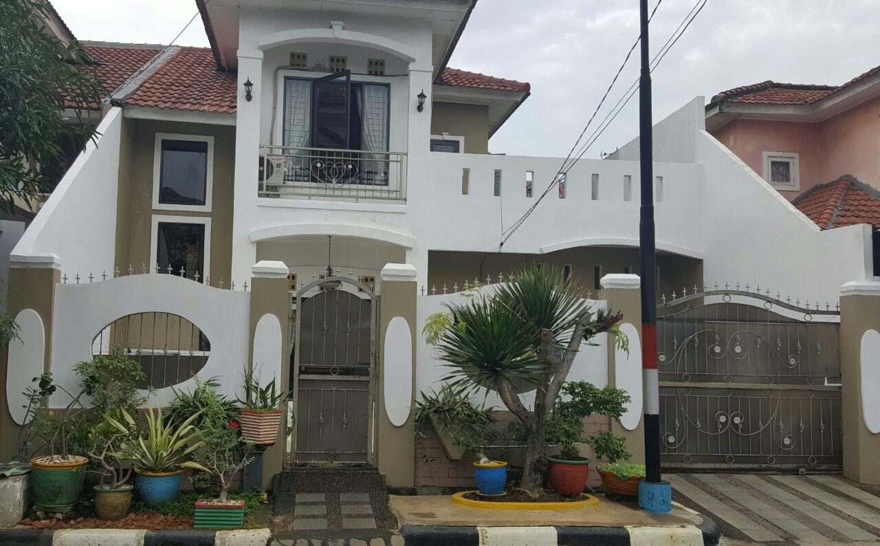 DI jual segera rumah HARAPAN BARU REGENCY 2 LANTAI