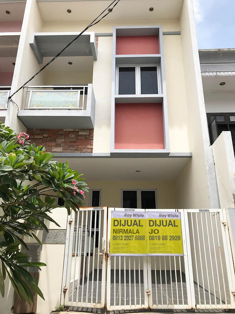 Rumah di Jual Kelapa Hibrida 9-Kelapa Gading-Jakarta Utara
