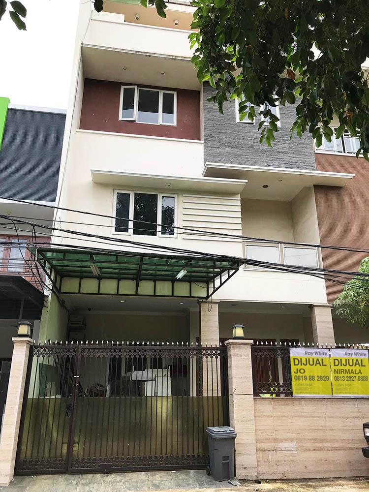 Rumah di Jual Gading Ayu-Kelapa Gading-Jakarta Utara