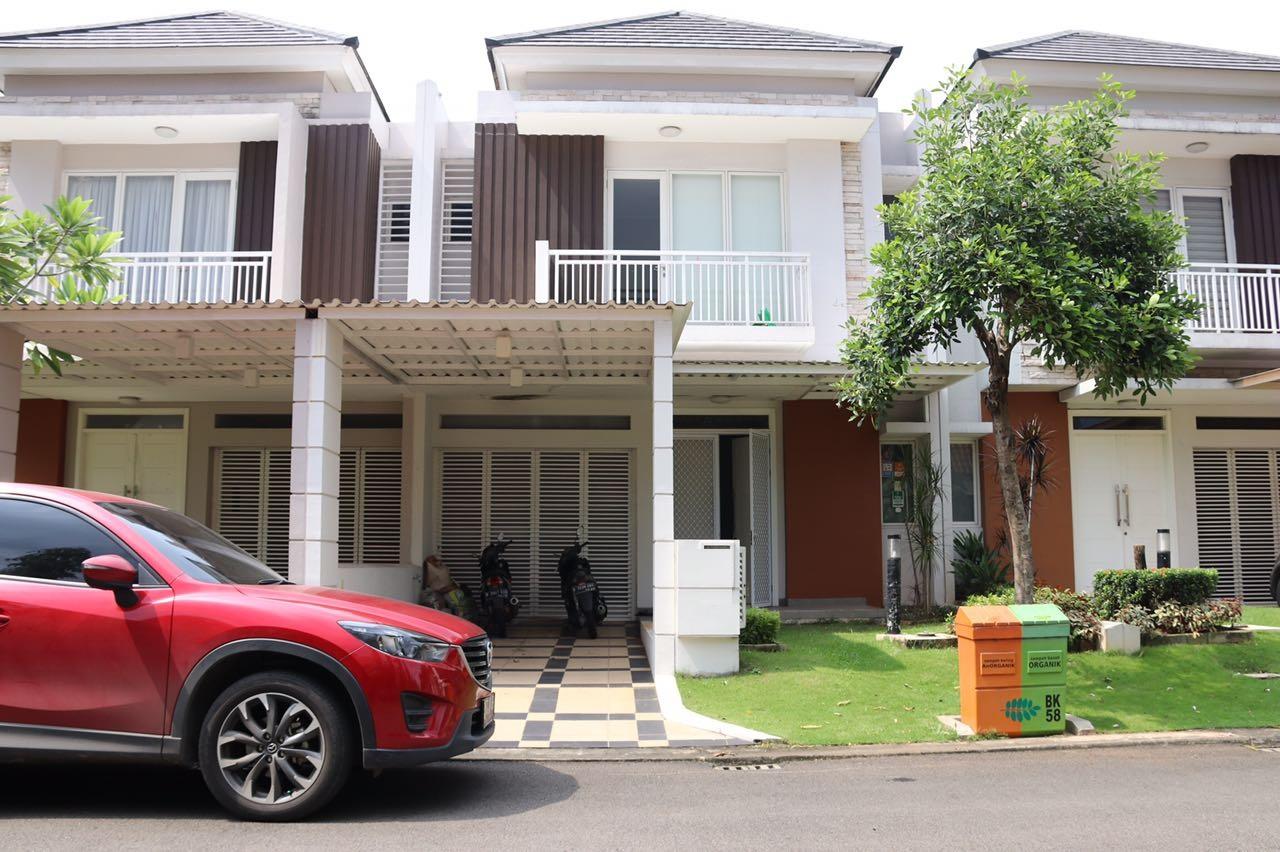 Rumah Acasia Type Premium RENOV, Summarecon Bekasi @Bekasi