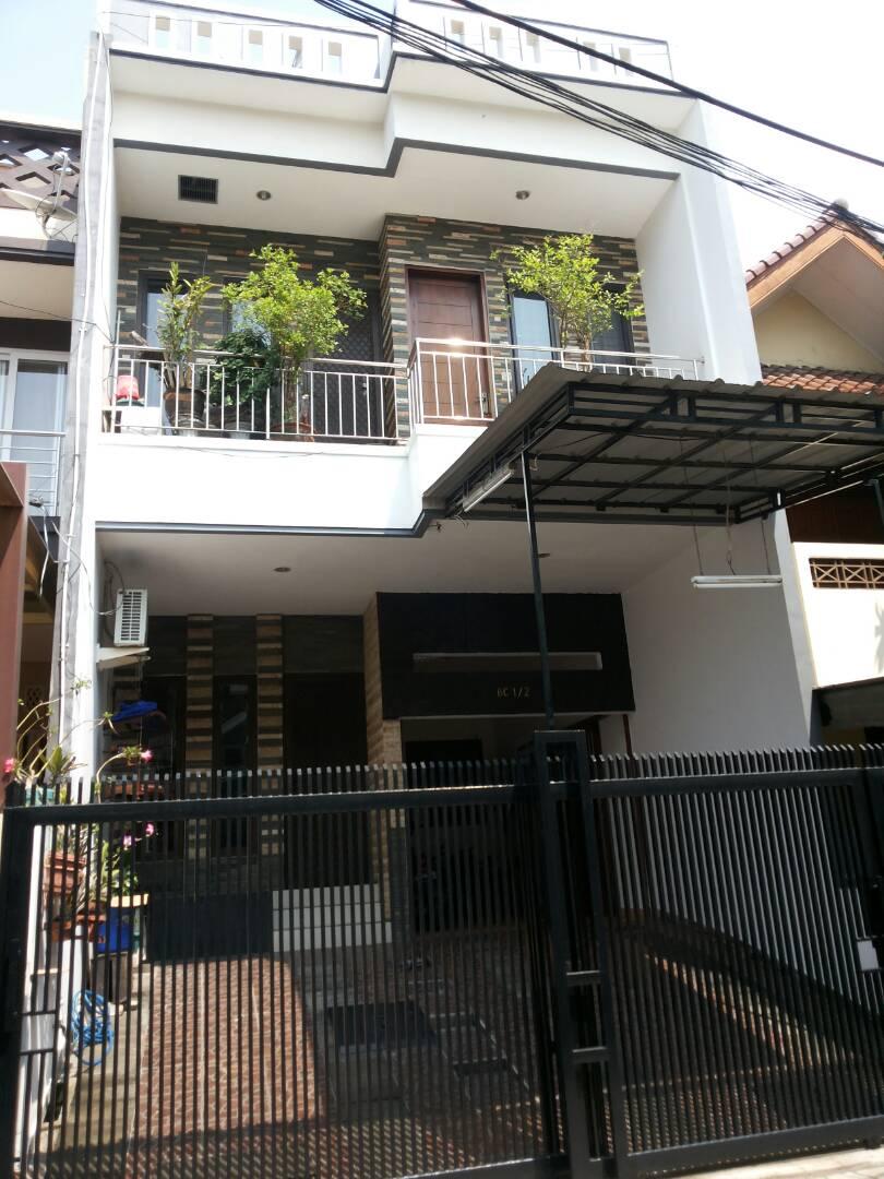 Dijual Cepat Rumah Minimalis Siap Huni di Kelapa Gading