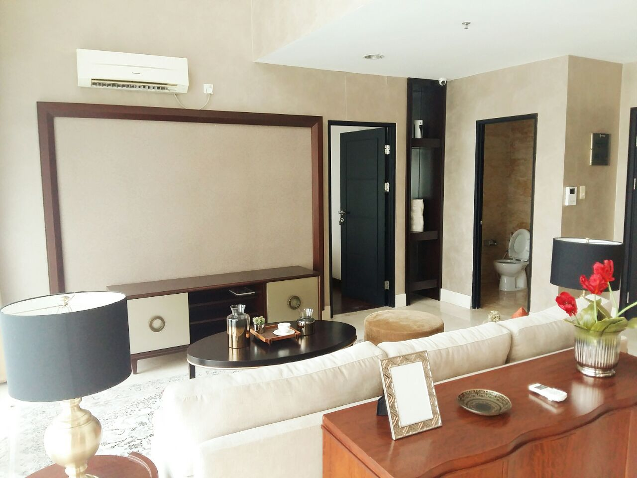 Penthouse - Essence Dharmawangsa 4BR Best Price - FURNISHED