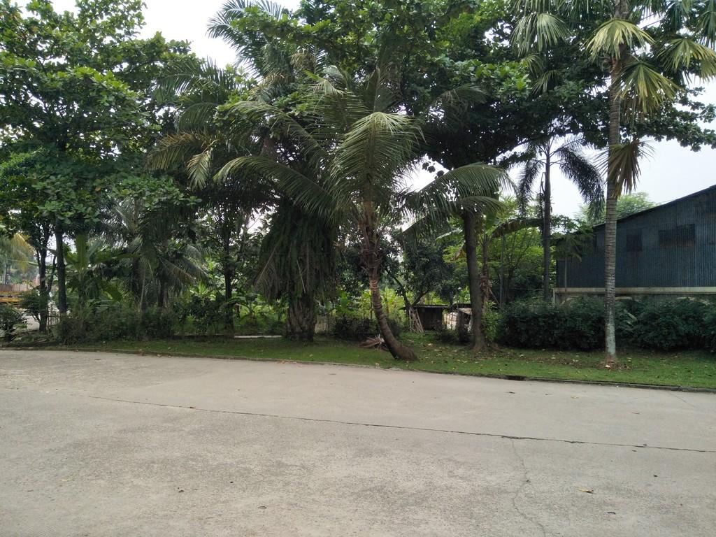 Dijual cepat sebidang tanah di dalam perumahan Jatijajar Depok Cocok untuk Cluster.