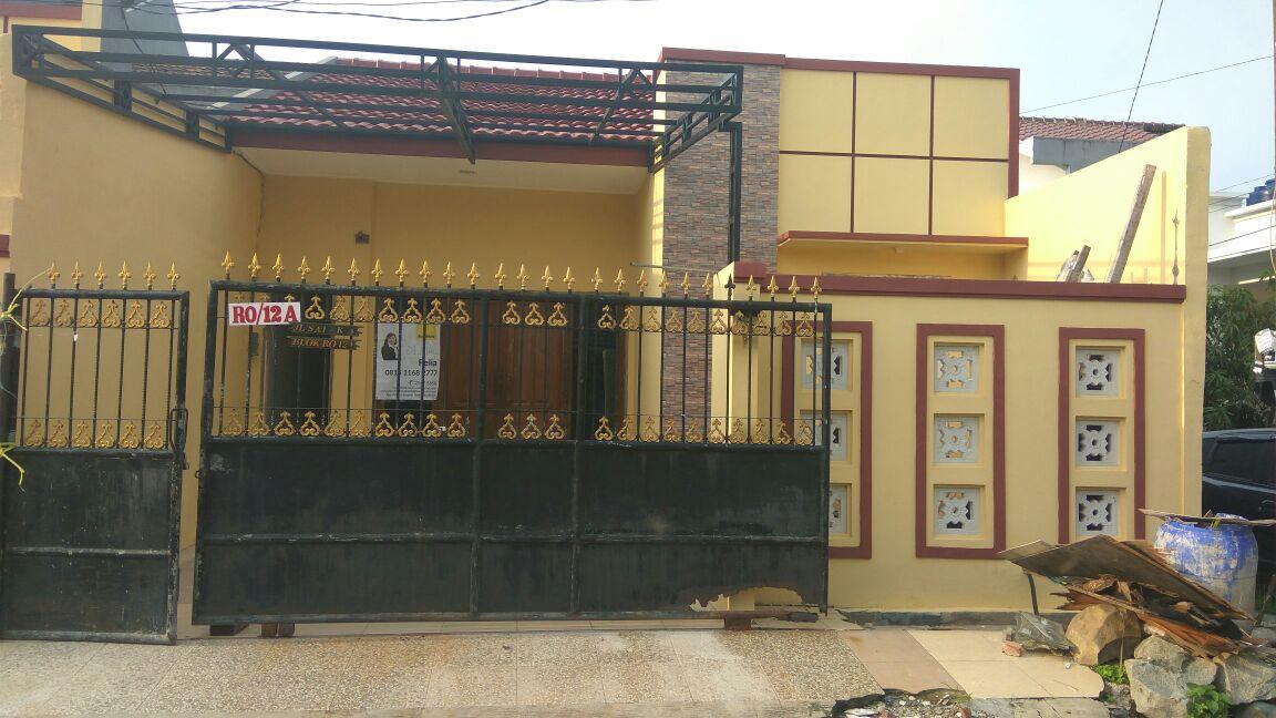 Rumah dijual rumah baru renov jln Markiza di harapan indah 1,bekasi Barat