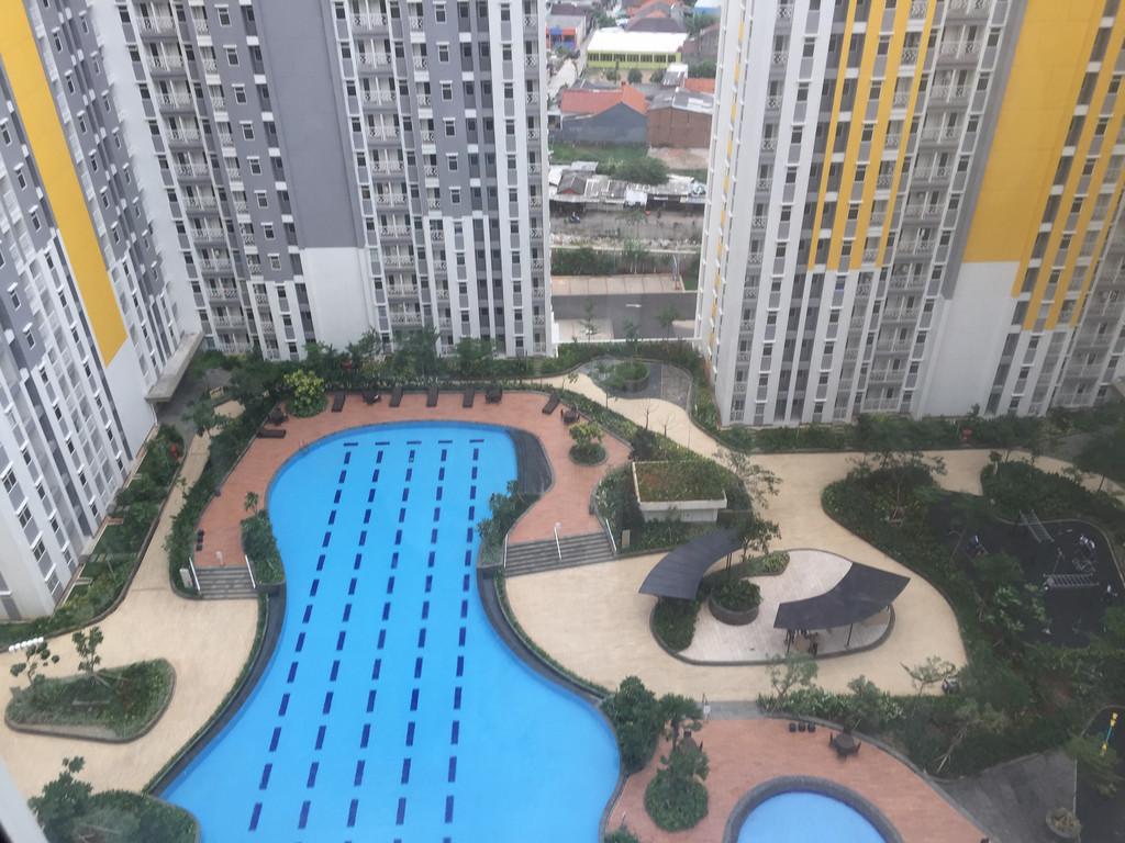 Tower Davalia Apartemen Summarecon bekasi Sewa Cepat Furnish Smile