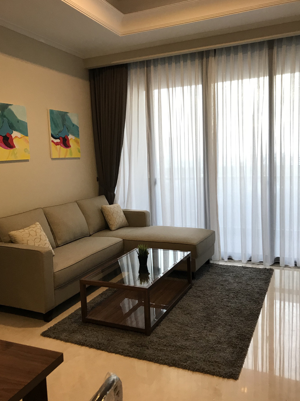 For Rent  Apartement Distric 8 Senopati with Furnished