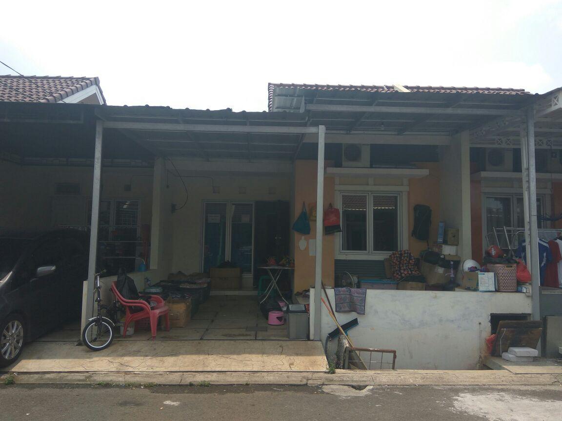 Rumah dijual cluster Harmoni di Harapan indah 2,Bekasi