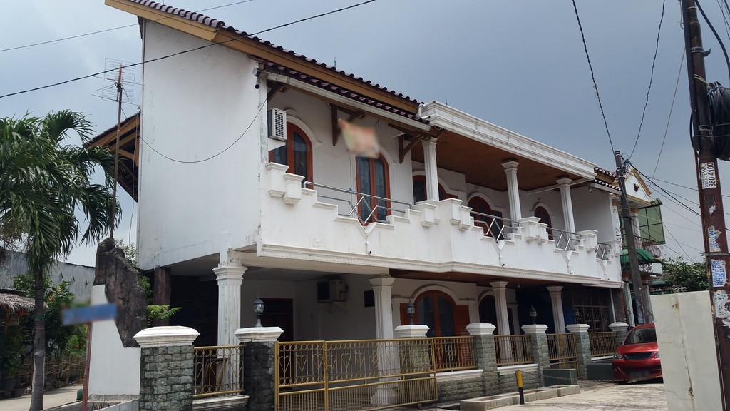 Rumah siap huni di perumahan Irigasi Bekasi Timur