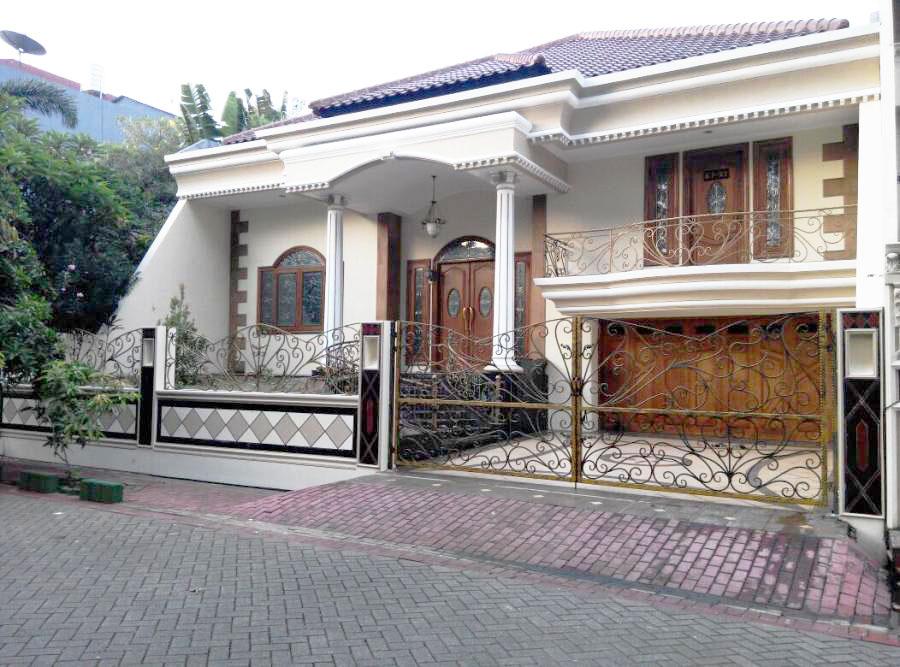 Rumah di Jual Kuta Indah- Bukit Gading Villa-Kelapa Gading Jakarta Utara