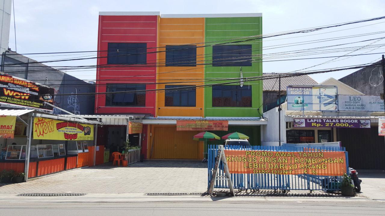 Kavling Luas di kawasan Jombang