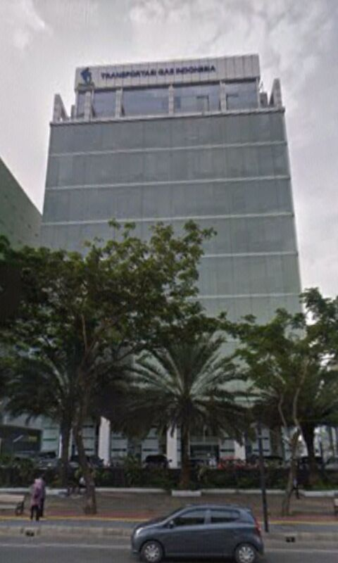 Gedung 10 Lantai di Jual Jl Kebon Sirih Raya-Menteng-Jakarta Pusat