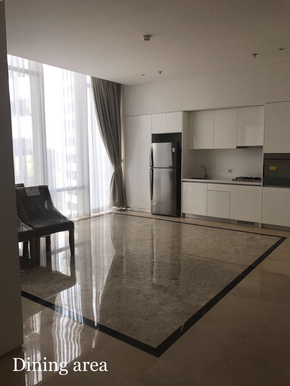 3 BDR unit for Rent in Senopati Suites 2