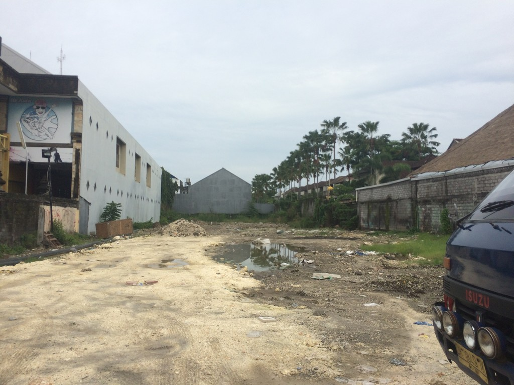 LEASEHOLD LAND AT PREMIER AREA  - BYPASS NGURAH RAI - KUTA