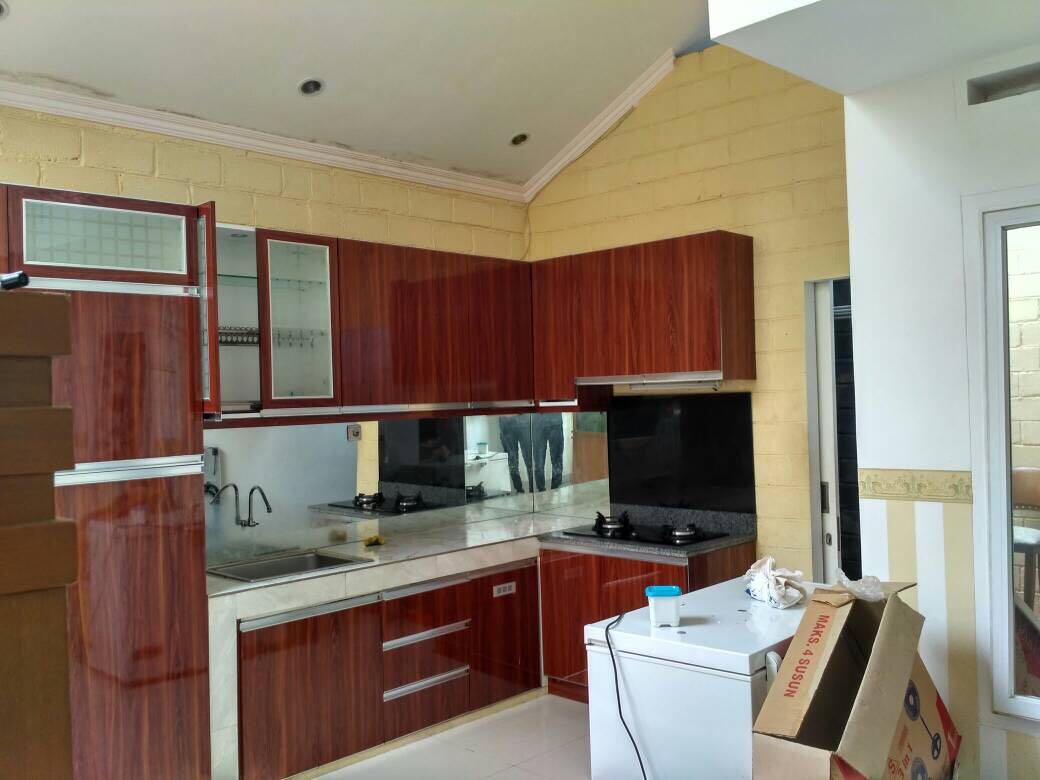 Cluster Cikeas River View,Rumah dijual siap huni di Jatiasih Bekasi